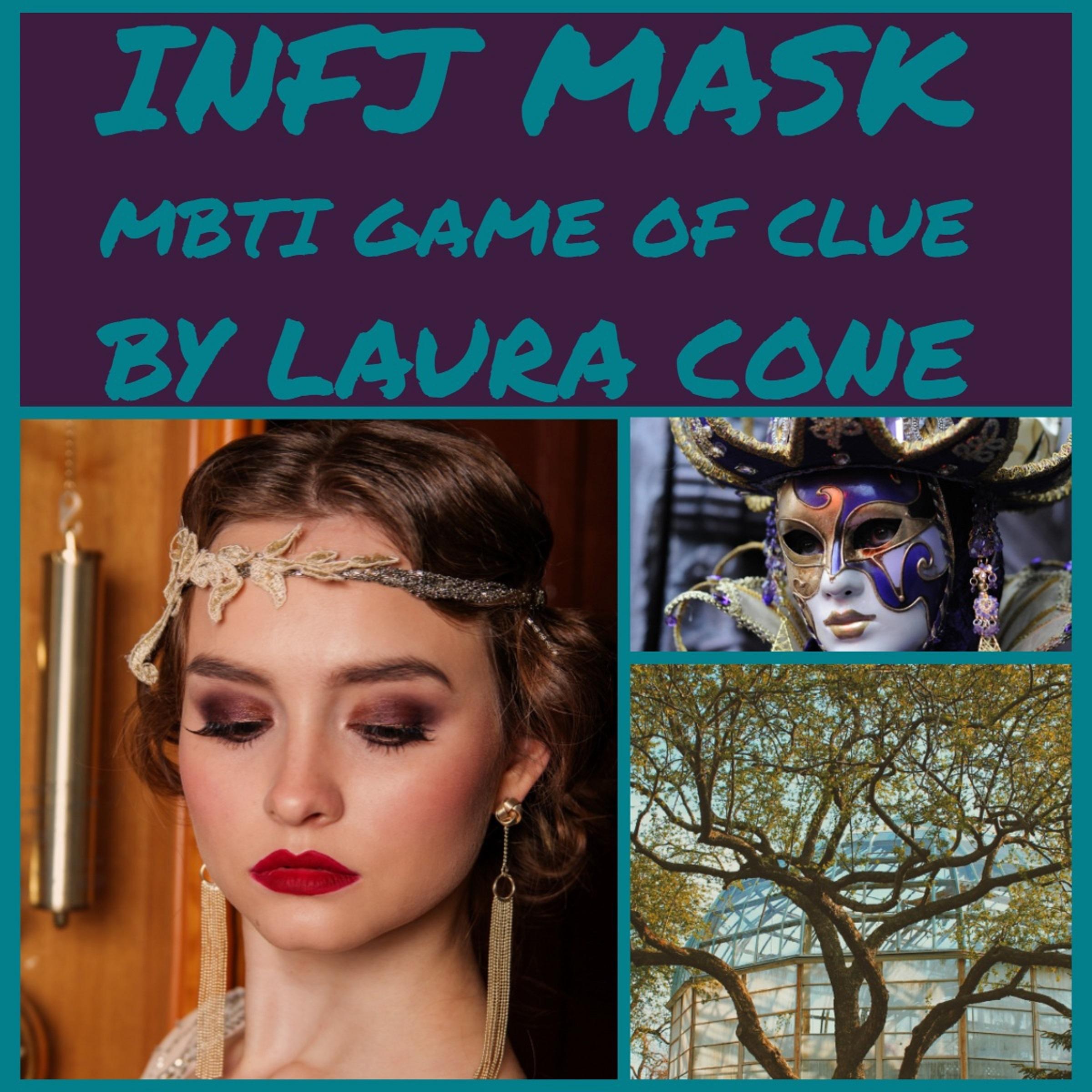 INFJ Mask: Hiding a Crush - INFJ Girl
